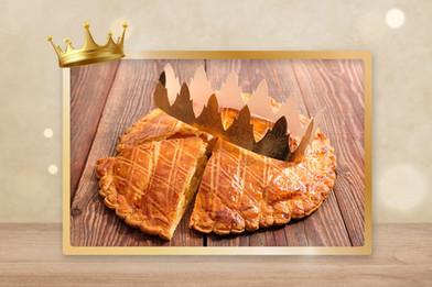 """เปิดประวัติ """"กาแลตต์ เดส์ รัวส์""""ขนมเค้กแห่งกษัตริย์"""