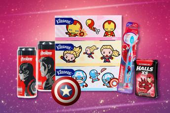 รวมสินค้า! กองทัพซุปเปอร์ฮีโร่ The Avengers