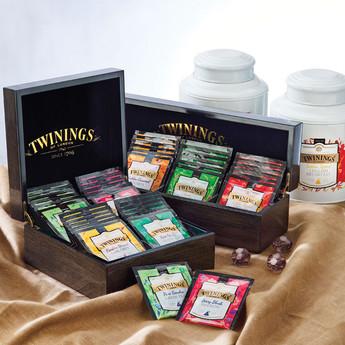 จิบชา Twinings : Aternoon Tea แบบฉบับผู้ดีชาวอังกฤษ