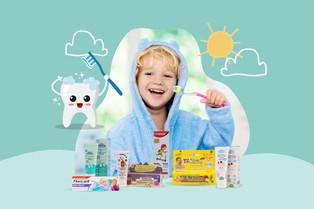 6 ยาสีฟันสำหรับเด็ก กลิ่นหอมน่าใช้ ถูกใจคุณลูก