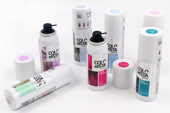 L'Oreal Colorista Spray 1 Day Hair Colour เปลี่ยนลุคได้ทุกวัน