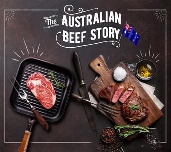 ว่าด้วยเรื่องของเนื้อออสเตรเลีย : The Australian Beef Story