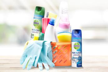 วิธีดูแลบ้านให้สะอาดไร้เชื้อโรคและแบคทีเรีย