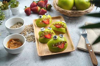 แอปเปิ้ลมอนสเตอร์ Easy cooking