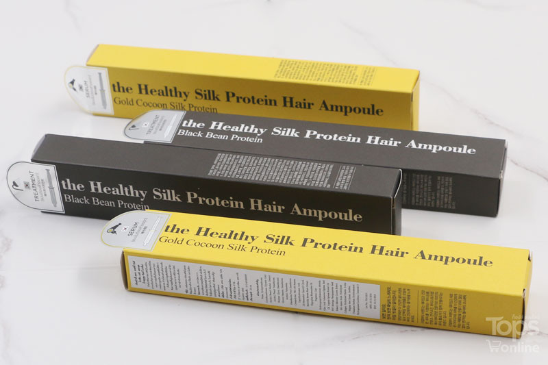 The Healthy Silk Protein Hair Ampoule