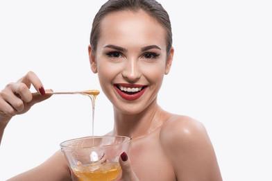 เติมความสวยด้วยน้ำผึ้ง