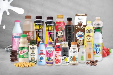 นม ทางเลือกของคนรักสุขภาพ