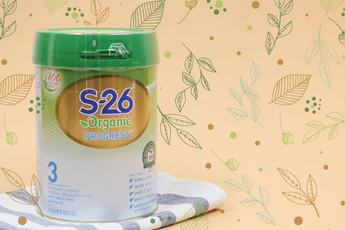 S-26® Organic Progress แม่ยุคใหม่ ยังไงก็เลือกออร์แกนิค