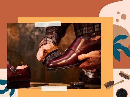 เคล็ดลับสปารองเท้าคู่เดิมให้เหมือนใหม่แกะกล่อง