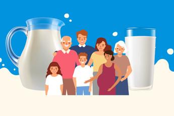 เกร็ดน่ารู้เรื่องนม ดื่มอย่างไรให้ได้ประโยชน์และเหมาะสมกับวัย