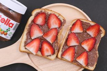 เติมความสดใสให้มื้อเช้าแสนอร่อยกับ Nutella