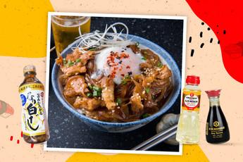 เปิดสูตรเด็ดข้าวหน้าเนื้อ อาหารญี่ปุ่นทำง่ายได้ที่บ้าน