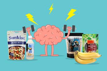 5 อาหารและเครื่องดื่มบำรุงสมอง