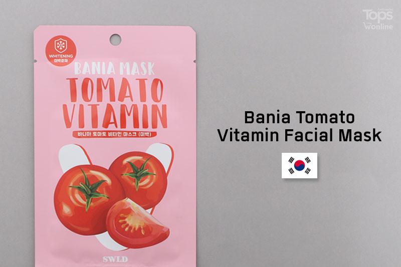 Bania Tomato Vitamin Facial Mask