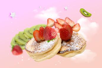 แจกสูตรซูเฟล่แพนเค้ก เนื้อเนียนนุ่ม สไตล์ญี่ปุ่น (Japanese Soufflé Pancake)