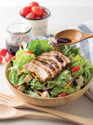 Recipe : Grilled Montreal Chicken Salad