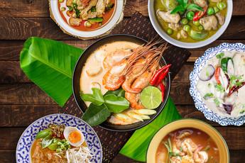 Thai Curry Easy Cook แกงไทยสบายสบาย