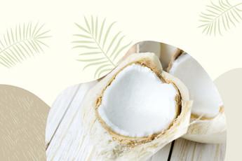 สารพัดเมนูขนมหวานจากมะพร้าวอ่อน หอมละมุนนุ่มลิ้น