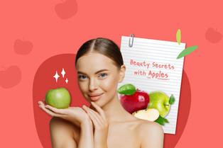5 เคล็ดลับเสกความสวยครบสูตรด้วยแอปเปิล