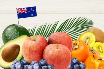 ชวนชิม 5 ผลไม้แคลอรีต่ำนำเข้าจากนิวซีแลนด์