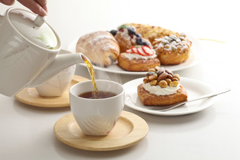 Afternoon Tea เวลาน้ำชายามบ่ายของชาวอังกฤษ