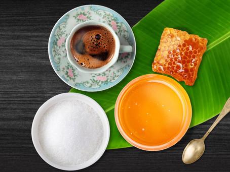 น้ำผึ้ง VS น้ำตาล หวานไหนดีกว่ากัน
