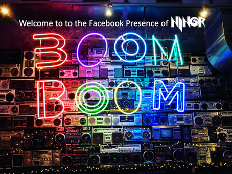 Check out the new Facebook Presence of NINOR