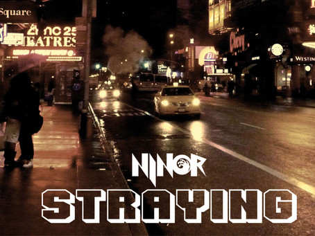 "New EP ""Straying"" - out now!"
