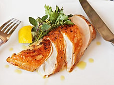 Flavorful chicken breast