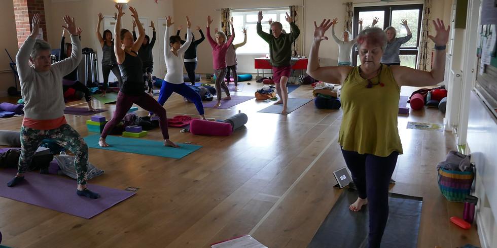 Move, Breathe, Relax & Meditate - 5 December