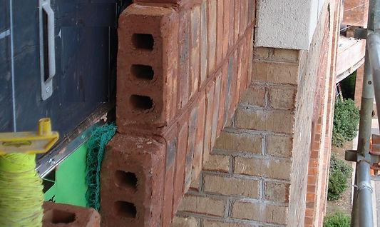 Façade Repair, Façade Replacement, Brick veneer, Cladding replacement, Rehab, Flashing, Drainable EIFS, Waterproofing