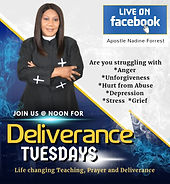 Deliverance Tuesdays