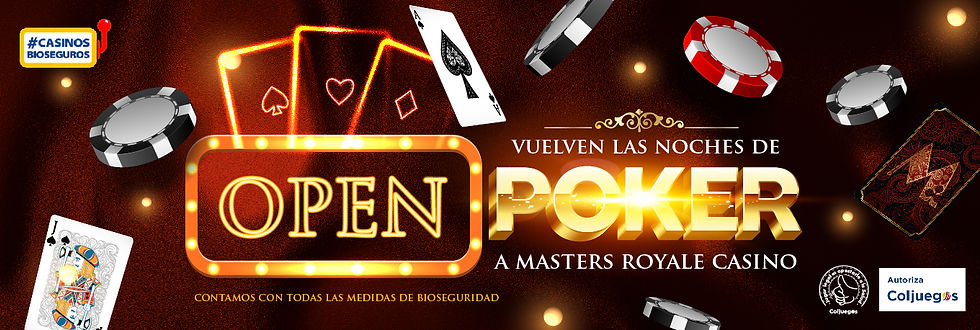 Poker Room Cartagena Masters Royale Casi