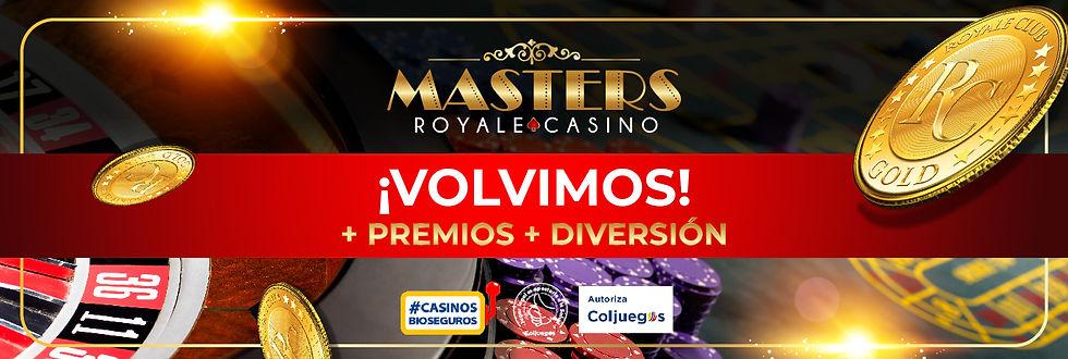 Masters Royale Casino Abierto