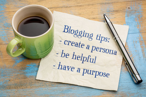 Blogging tips and content writing