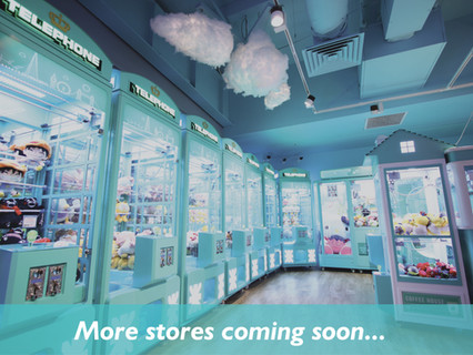 More stores coming soon...