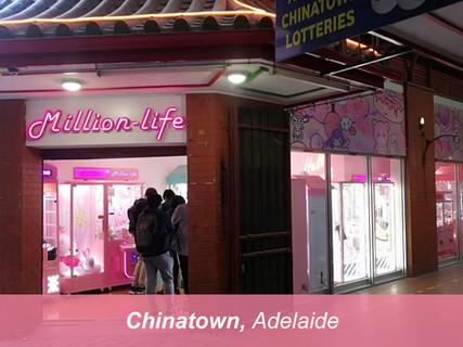 Chinatown Branch