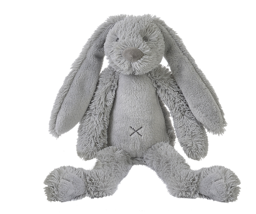 Tiny Grey Rabbit Richie