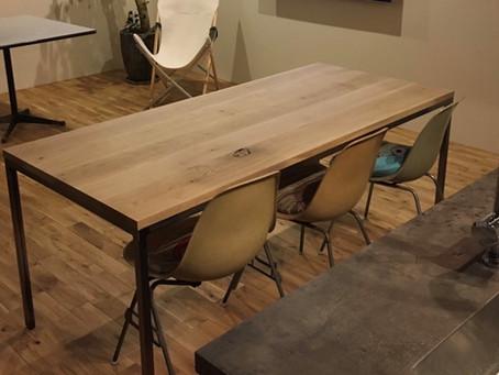 田方の家 DIYテーブル