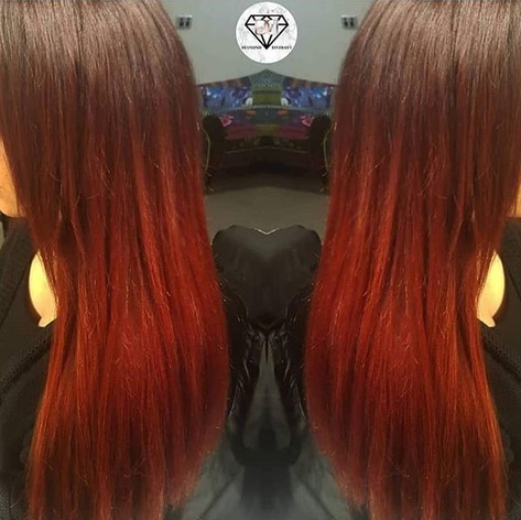 It's all about those reds ❤ Stunning tap