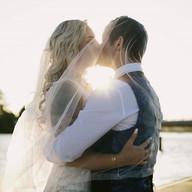 This bride was next level georgous swipe