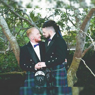 Stunning images from these amazing groom