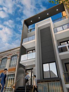 6 Fam Residential