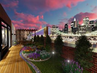 Penthouse & Rooftop Garden