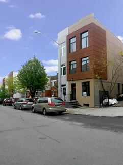 Facade - Jefferson St