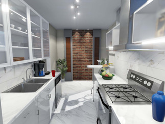 Kitchen - Queens