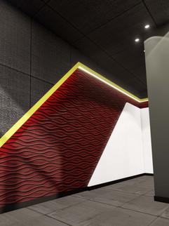 Commercial Lobby Design