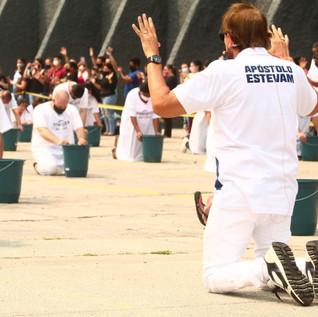 Na quarentena, Igreja Renascer batizou 1267 pessoas