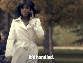Boo! How to Handle a Crisis like Olivia Pope