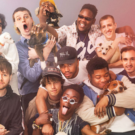 BROCKHAMPTON: A Boy Band Unlike Any Other